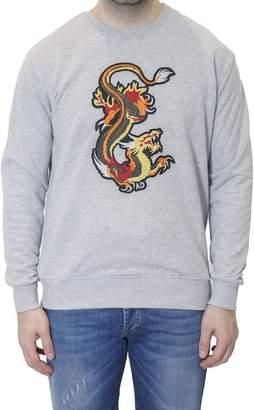 Alessandro Dell'Acqua Cotton Sweatshirt