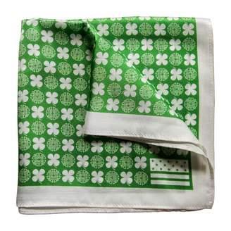 Celtic Silk Pocket Square by American Pocket Square Company | Irish , Shamrock, Premium Quality for Men