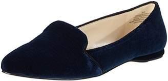 Nine West Women's Sholette Fabric Loafer Flat