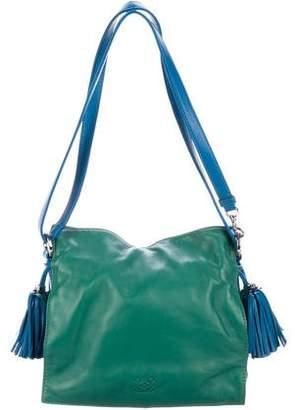 Loewe Leather Flamenco Bag