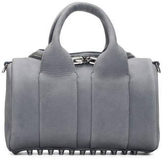 Alexander Wang Blue Mini Rockie Bag