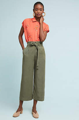 Anthropologie Blythe Wide-Leg Pants