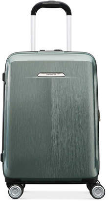 """Samsonite Mystique 21"""" Hardside Expandable Carry-On Spinner Suitcase, Created for Macy's"""