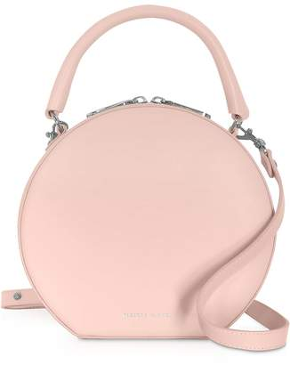 Rebecca Minkoff Nappa Leather Circle Crossbody Bag