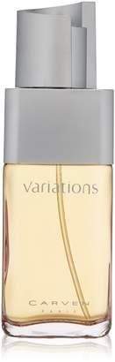 Carven Variation for Women Eau De Parfum Spray, 3.3 Oz