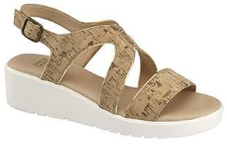 Johnston & Murphy Women's Cora Wedge Sandal