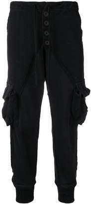 Greg Lauren M-51 track pants