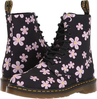 Dr. Martens Page Meadow 8-Eye Boot Women's Lace-up Boots