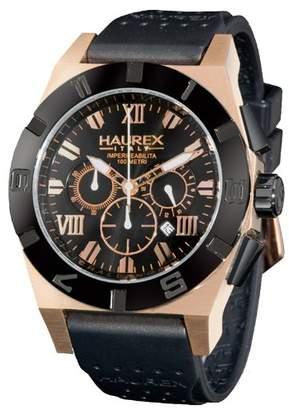 Haurex Italy Men's 3R350UNH Challenger 2 Chrono Dial Watch