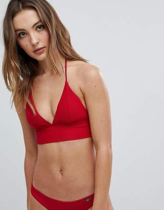 1ed0d74a3fe8b Longline Bikini Top - ShopStyle Australia