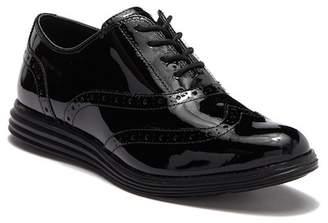 Cole Haan Original Grand Wingtip Leather Oxford