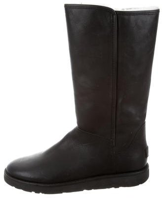 UGG UGG Australia Abree II Leather Boots
