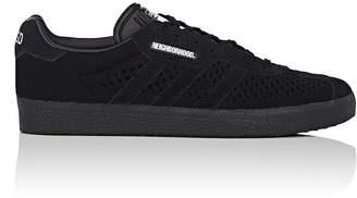 adidas Men's Gazelle Super Primeknit & Suede Sneakers