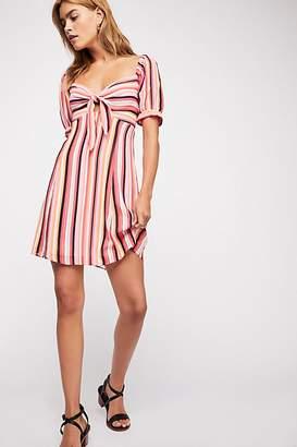 Bijoux Fit and Flare Mini Dress