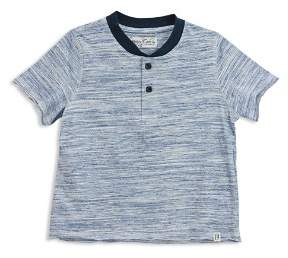 Sovereign Code Boys' Henley Tee - Little Kid, Big Kid