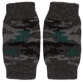 Christopher Kane Cashmere Fingerless Gloves
