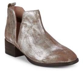 Seychelles Offstage Metallic Chelsea Boots