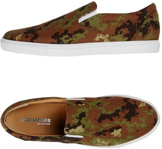 DSQUARED2 Low-tops & sneakers - Item 11411485OW