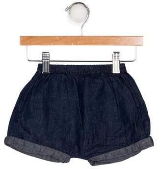 Makie Girls' Chambray Shorts