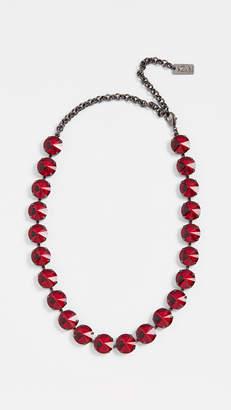 No.21 No. 21 Strass Necklace