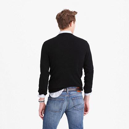 J.Crew Slim Italian cashmere V-neck sweater