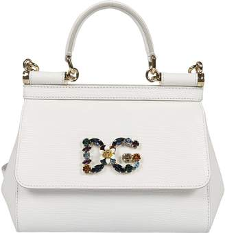 Dolce & Gabbana Jeweled Tote