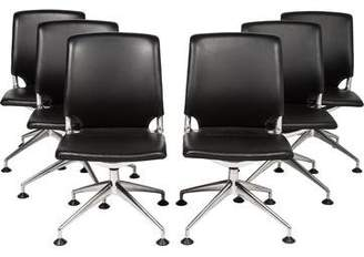 Vitra Set of 6 Meda Conference Chairs