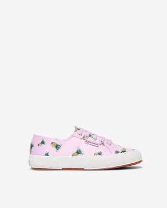 Express Superga Pineapple Sneakers