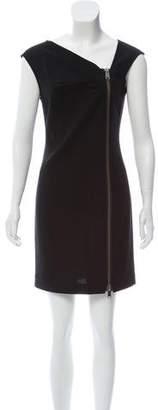 Rachel Zoe Wool Mini Dress