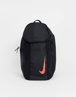 Nike Football academy backpack in black caa4710e3a5b5