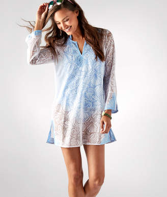 Vineyard Vines Nautilus Shell Cover-Up