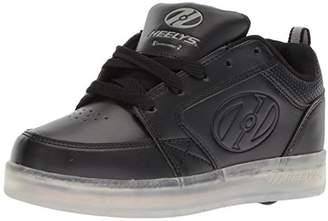 Heelys Unisex-Kids Premium Lo Wheeled Heel Shoe