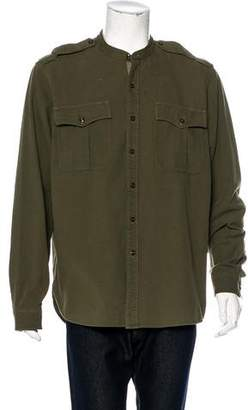 Co RRL & Military Button-Up Shirt