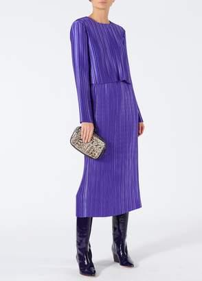 e4f77273a6eb3 Tibi Purple Women s Longsleeve Tops - ShopStyle