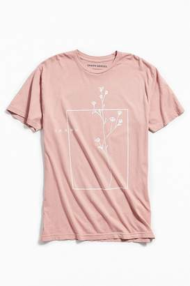 Urban Outfitters Shawn Mendes Floral Tee