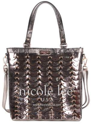 Nicole Lee Grechen Circular Chained Tote Bag