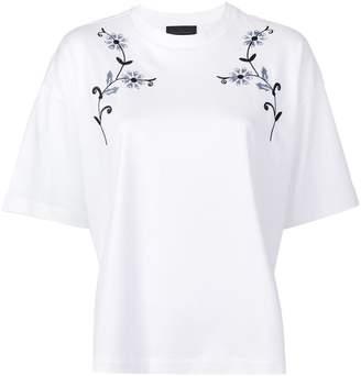 Diesel Black Gold floral print T-shirt