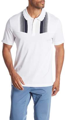 Perry Ellis Inset Polo