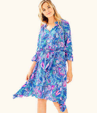 Lilly Pulitzer Alyanna Midi Dress