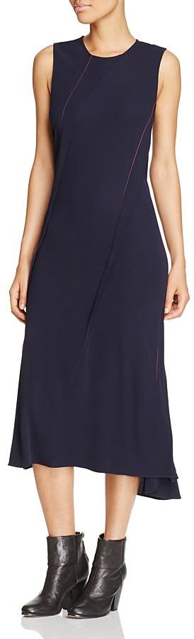 DKNYDKNY Asymmetric Pleated Dress - 100% Exclusive