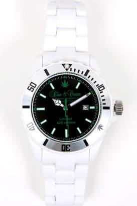 Blue & Cream Blue&Cream 420 Limited Edition Timepiece