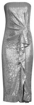 Rachel Zoe Krista Strapless Dress