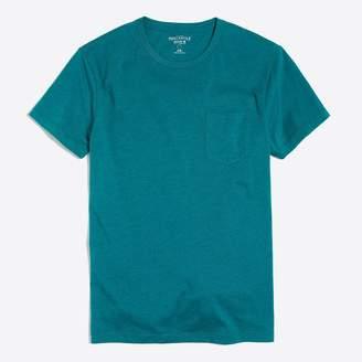 J.Crew Mercantile slim heathered washed pocket T-shirt