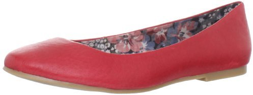 BC Footwear Women's Limousine  Ballet Flat