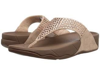 FitFlop Glitzie Toe-Thong Sandals Women's Sandals