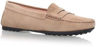 J.P Tods GommaSuedeDriving Shoes