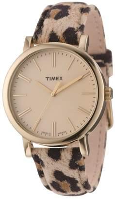 Timex (タイメックス) - voga inc. TIMEX レオパードウォッチ TW2P69800(C)FDB