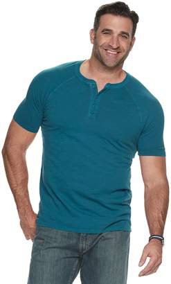 ba8cc382f Sonoma Goods For Life Big & Tall SONOMA Goods for Life Supersoft Washed  Henley