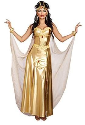 Dreamgirl Women's Goddess of Egypt Costume