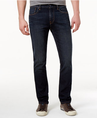 Tommy Hilfiger Men's Slim-Fit Medium Wash Jeans $79.50 thestylecure.com